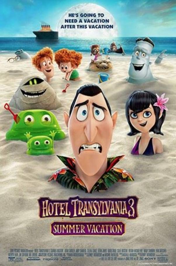 Blue Springs Movies in the Park: HOTEL TRANSYLVANIA 3