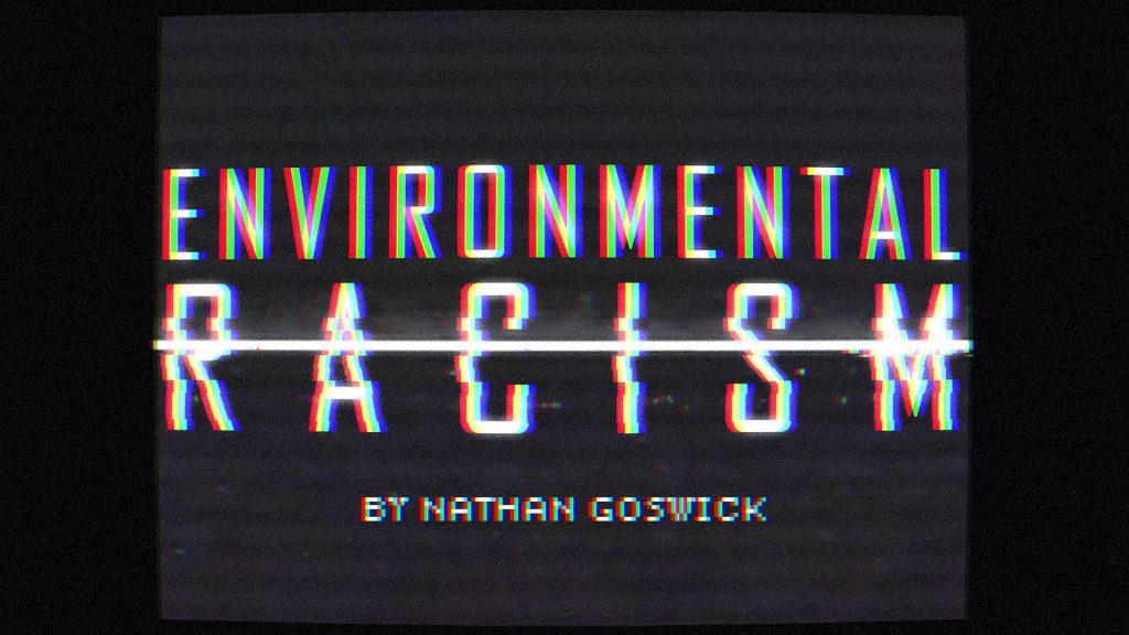 Environmental Racism PSA promo